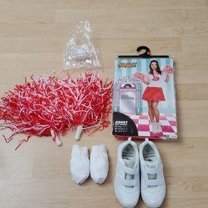 EUC That's the Spirit Cheerleader Set + Extras